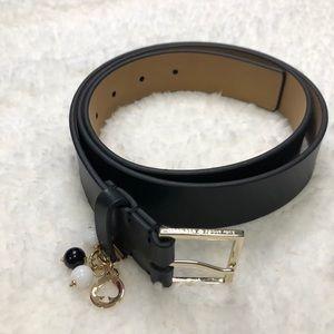 🆕 Kate Spade In The Loop Leather Belt